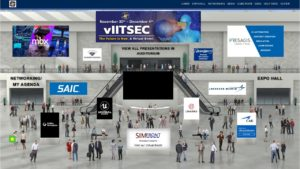I/ITSEC virutel - Edition 2020
